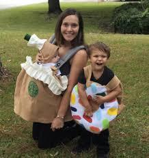 Diaper Halloween Costume Mom Baby Halloween Costumes Ergobaby Blog