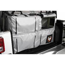 jeep wrangler gear rightline gear trunk storage bag for jeep wrangler