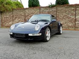 1995 porsche 911 turbo 1995 porsche 993 turbo coys of kensington