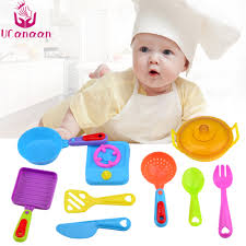 Barbie Kitchen Set For Kids Compare Prices On Baby Cooking Set Online Shopping Buy Low Price