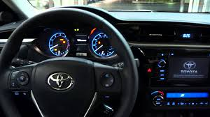 2014 toyota corolla s 6 speed manual transmission start up and
