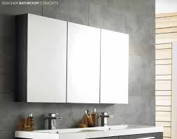 homely design mirrored bathroom storage on bathroom mirror home