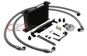 nissan 350z hr engine z1 motorsports engine oil cooler kit nissan 370z 09 z34 z1 oc z34
