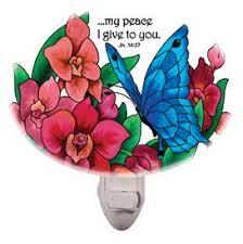nightlight nl270r butterfly orchids my peace joan baker designs