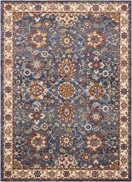 Bound Area Rugs Nourison Lagos Lag04 Blue Area Rug Rugs A Bound