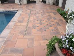 Painting Patio Pavers Expert Installation Cleaning Concrete Tiles Pavers Orange