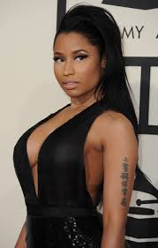 nicki minaj u0027s dress at the grammy awards 2015 popsugar fashion