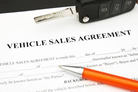 Bill Of Sales For Used Car by How To Close Your Used Car Deal News Cars Com