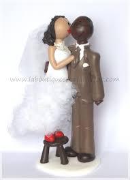 figurine mariage mixte la boutique créafantaisie mariages figurines mixtes galerie