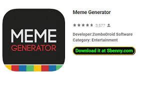 Download Meme Generator For Android - meme generator apk free download