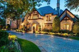 english tudor style homes english tudor style brick mansion in frisco tx homes of the