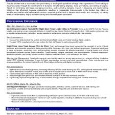 Grocery Store Manager Resume Example by Resume Examples Grocery Store Manager Templates