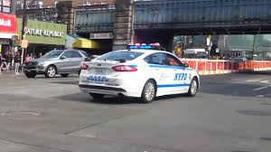 nypd ford fusion nypd ford fusion hybrid responding