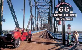 Historic Route 66 Map by Route 66 In St Louis Explore St Louis