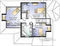 free house plans house plan w3872 detail from drummondhouseplans com