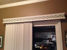 Fabric Covered Wood Valance Interior Get The Awesome Window By Applying Wooden Window