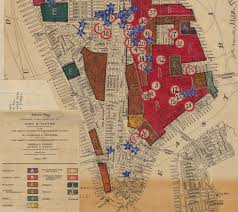 Manhattan Street Map Greene Street Map Index U2014 Greene Street