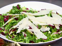winter slaw recipe brussel sprouts kale and radicchio with a