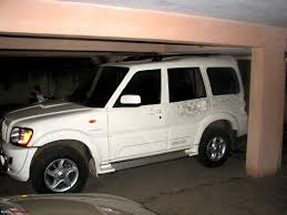 The Beast Car Interior Ice U0027 Ing The White Beast Scorpio Vlx 8 Seater Page 2 Team Bhp