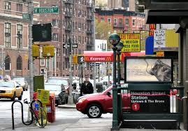 Pronunciation Of Patio The History Of Why New York U0027s Houston Street Is Pronounced U0027how