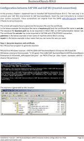 installation manual sap businessobjects bi4 0 pdf