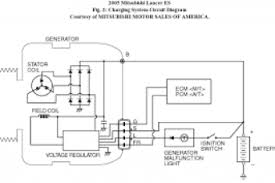 mitsubishi pajero alternator wiring diagram wiring diagram
