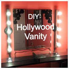 vanity mirror with lights ikea vanity decoration
