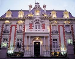 the palatial la mansion at four seasons hotel buenos aires was