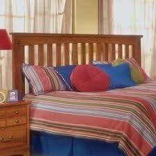 Headboard Bed Frame Mission Style Headboard King Foter