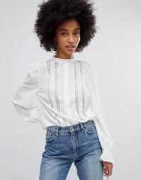 s tops s blouses shirts asos