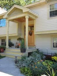 front porch designs for split level homes split level remodel exterior design ideas pictures remodel and