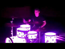Drum Set Lights My New Glowing Drums Youtube