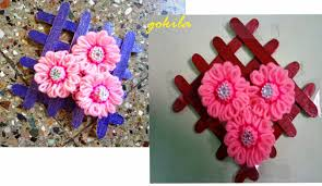 easy art and craft with waste material best sofa decoration and