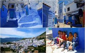 blue city morocco chefchaouen the blue city of morocco amusing planet