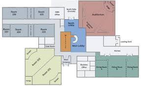 floor plan management education center eli broad college of