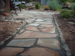 Flagstone Patio Designs Flagstone Patio Kittredge Co By Mountaineer Landscaping And