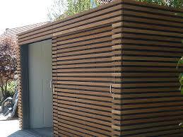 gartenhaus design flachdach fmh gerätehäuser design gartenhäuser fmh metallbau und holzbau