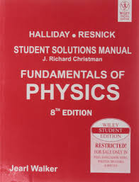buy fundamentals of physics student solutions manual book online