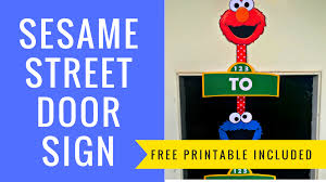 sesame street invitation template free printable invitation design