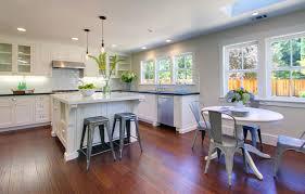 kitchen beautiful white brown wood glass stainless luxury design