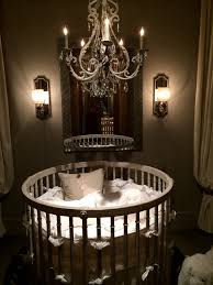 round crib from baby u0026 child restoration hardware if only