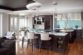 green glass backsplashes for kitchens kitchen green glass mosaic tiles tile backsplash blue and