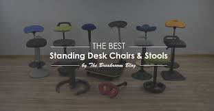 bar stool desk chair the best standing desk chairs and stools for 2018