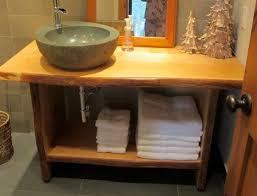 Toronto Bathroom Vanity Toronto Live Edge Wood Slab Vanities U0026 Countertops