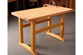 Build Simple Wood Desk by Free Woodworking Plans Wood Magazine