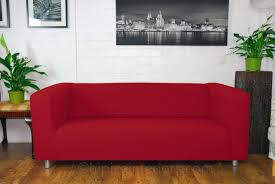 ikea klippan 2 seat sofa waterproof slip cover to fit the