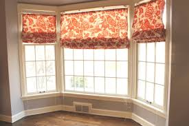 Roman Shades Valance Bluet U0026 Clover Diy Roman Shades The Nitty Gritty