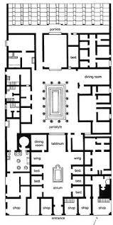 roman insula floor plan roman house dream home pinterest roman house and history