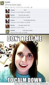 Possessive Girlfriend Meme - memes creepy girlfriend image memes at relatably com