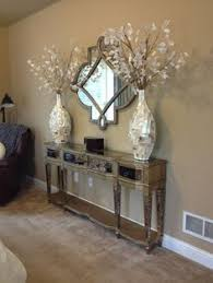 Entryway Wall Mirror Love This Esp The Hanging Lanterns And The Mirror Would Look